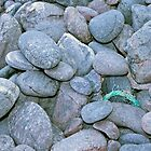 Pebbles at Kynance Cove by gyp1gyp1y