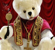 † ❤ † POPE BEAR SPRINKLES BLESSINGS TO ALL † ❤ † by ╰⊰✿ℒᵒᶹᵉ Bonita✿⊱╮ Lalonde✿⊱╮