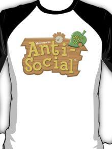 Animal Crossing Anti-Social T-Shirt