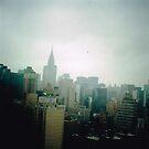 New York Skyline by meadythebrave