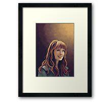 Charlie Bradbury Framed Print