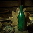 An Old Bottle by Errne