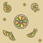 Citrus Pattern by SVaeth
