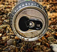 Just a tin can by Karen  Betts