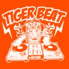 Tiger Beat - A DJ Tiger by popephoenix