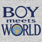 Boy meets world by Whiteland