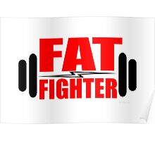 Fat Fighter Poster