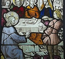 Stained Glass, Burrell Collection 4 by MagsWilliamson