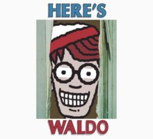 Here's Waldo by Chris Johnson