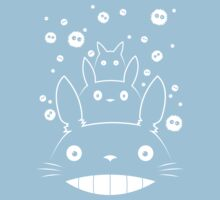 Totoro And Friends by Anime Pie