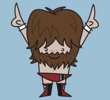 Daniel Bryan YES Cartoon by wemarkout