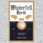 Winterfell 'Corona' Beer by DomaDART