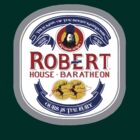 Robert Baratheon 'Peroni' Beer by DomaDART