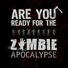 Zombie Apocalypse by thehookshot