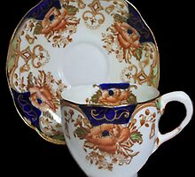 ❦ ❧ CHINA CUP AND SAUCER ❦ ❧ by ✿✿ Bonita ✿✿ ђєℓℓσ