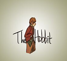 Hobbit case version 2 by awkwardunclekim