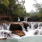Twin Falls, Cape York by dozzam