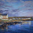 Port Charlotte, Islay - dawn by Terri Maddock