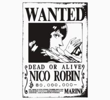 Robin Wanted Poster by Anuktoy