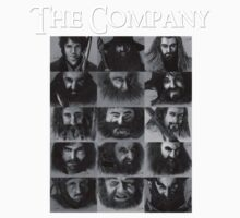 The Company [White Title] by sebabybaby