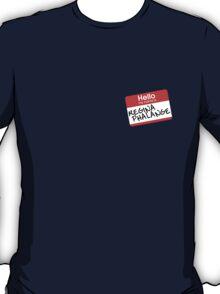 Hello My Name Is... Regina Phalange   Friends T-Shirt
