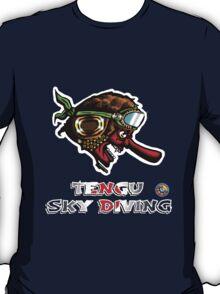 Tengu Sky Diving T-Shirt