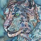 Snow Leopard by Tamara Phillips