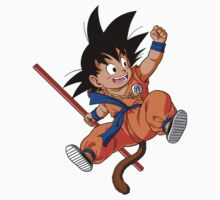 Dragon Ball Goku (no Logo) by falcon333