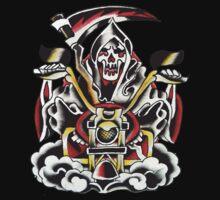 Grim Rider Kids Clothes