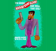 Thugnuts!-Curtis iPhone by SimpleSimonGD