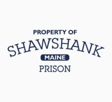 Property of Shawshank Maine prison by digerati