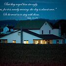 Firefly Evening by KellyHeaton
