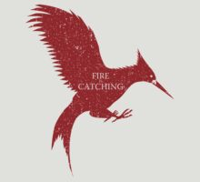 Fire is Catching (Red Variant) by huckblade