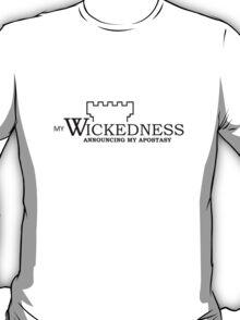 Ex-Jehovah's Witness Apostasy T-Shirt