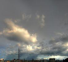 ©HCS The Cloudscape Rainy Season Tower by OmarHernandez
