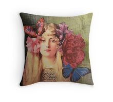 Guinevere Throw Pillow