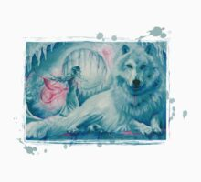 Wolf Dreaming Kids Clothes