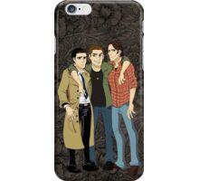 Three Best Friends  iPhone Case/Skin