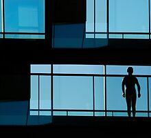 atrium day (aria)  by Michael A. Morrison