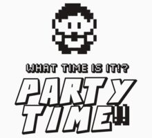 8-bit PARTY TIME!! by Mangelaman