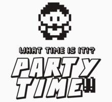 8-bit PARTY TIME!! by Mangelaman