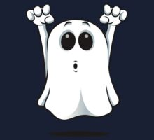 Cartoon Ghost - Going Boo! by DesignWolf
