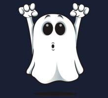Cartoon Ghost - Going Boo! by DesignWolf