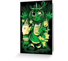 Return of the Lich Queen Greeting Card