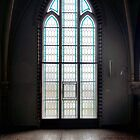 Church window by DCarlier