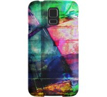 Colorful CD Cases Collage Samsung Galaxy Case/Skin