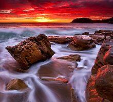 Red Dawn by jasonjames