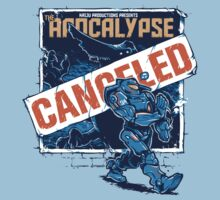 Apocalypse Canceled Kids Clothes