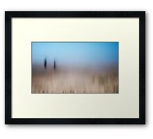 Two Standing Framed Print