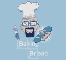 Baking Bread by DarkChoocoolat